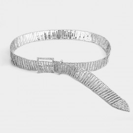Coen C Night Queen Silver Belt (D00410K1)