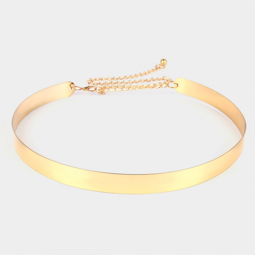 Coen C Sharp Slim Gold Waist Chain (D00412K2)