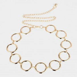 Coen C Rings Gold Waist Chain (D00413K1)