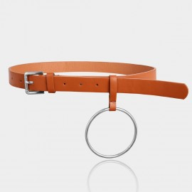 Coen C Classic Leather Brown Belt (D00415K1)