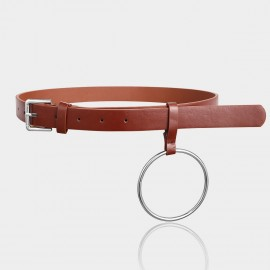 Coen C Classic Leather Coffee Belt (D00415K1)