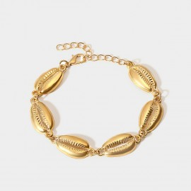 Coen C Sea Messenger Gold Bracelet (E00339K1)