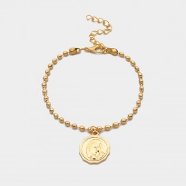 Coen C Saintess Beads Gold Bracelet (E00350K5)
