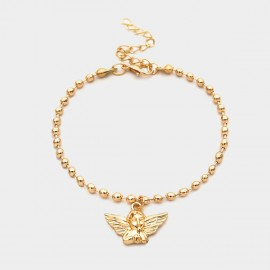 Coen C Baby Angel Beads Gold Bracelet (E00350K7)