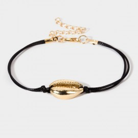 Coen C Sea Voice Gold Bracelet (E00399K1)
