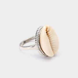 Coen C Seaside Silver Ring (F00210K1)