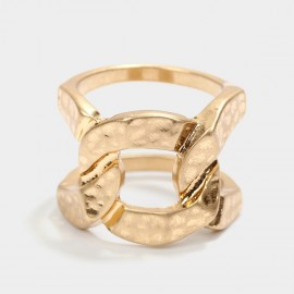 Coen C Que Gold Ring (F00216K1)