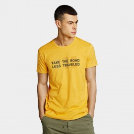 KUEGOU Personalize Yellow Tee (DT-5904)