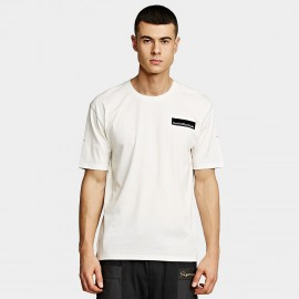 KUEGOU Office White Tee (DT-5908)