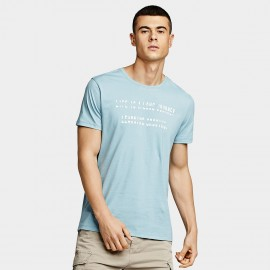 KUEGOU Learning Blue Tee (DT-5916)