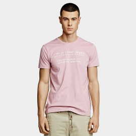 KUEGOU Learning Pink Tee (DT-5916)