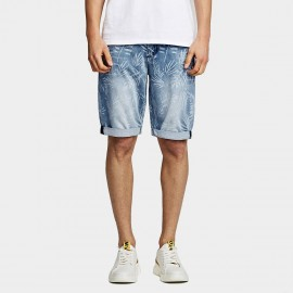 KUEGOU Summer Blue Shorts (KK-2935)