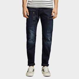 KUEGOU Innovative Navy Jeans (KK-2938)