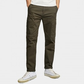KUEGOU Practical Green Pants (KK-2939)