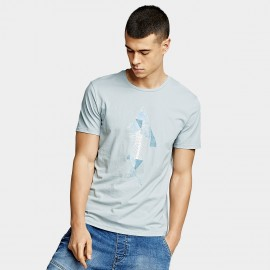 KUEGOU Fish Blue Tee (LT-1778)