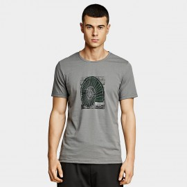 KUEGOU Shell Grey Tee (UT-09335)