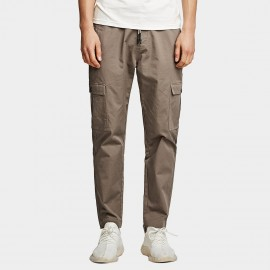 KUEGOU Dashing Khaki Pants (YK-1901)