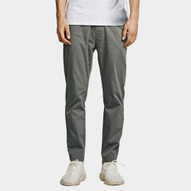 KUEGOU Chic Grey Pants (YK-1902)