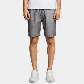 KUEGOU Sporty Grey Shorts (YK-19901)