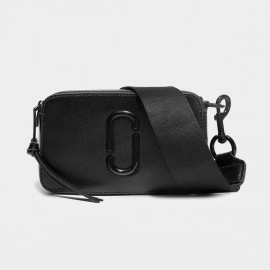 Cilela Youthful Chic Loop Black Shoulder Bag (CK-002009)