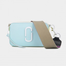 Cilela Youthful Chic Loop Blue Shoulder Bag (CK-002009)