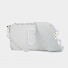 Cilela Youthful Chic Loop White Shoulder Bag (CK-002009)