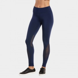 Syrokan navy high waisted tights (R301)