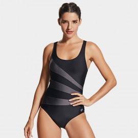 Syrokan Sporty Black One Piece (SP034)