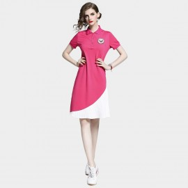 D&R Rose Polo Dress (6479)