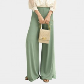 Cocobella Long Flowy Green Pants (PT589)