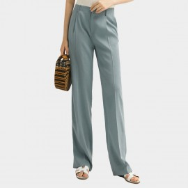 Cocobella Soft Blue Tailored Pants (PT639B)