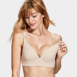 Gratlin Smooth Nude Maternity Bra (A049)