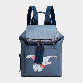 Cilela Dumbo the Elephant Blue Backpack (CK-0020299)