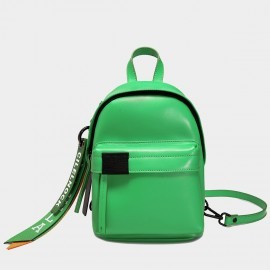 Cilela Pop of Colour Green Backpack (CK-0020300)