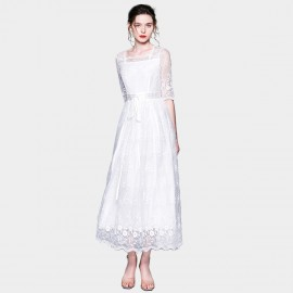 ZOFS White Princess Dress (79028)