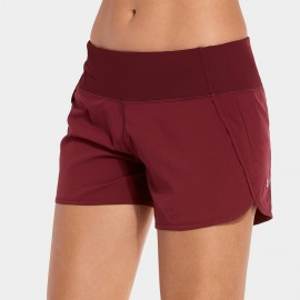 CRZ Move Wine Jogger Short (R403)