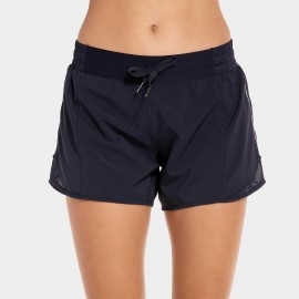 CRZ Yoga Marathon Navy Running Shorts (R404)