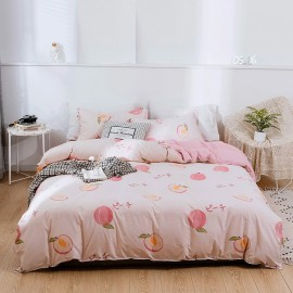 AIX Peachy Dream Pink Duvet Set (A1907018)