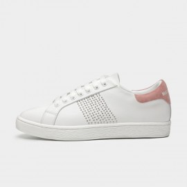 Masoomake Studded Pink Sneakers (FSD79002)