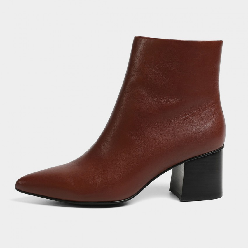 Buy Masoomake Sliny Brown Boots online, shop Masoomake with free shipping