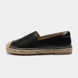 Masoomake Leather Black Loafer (FSD71891)