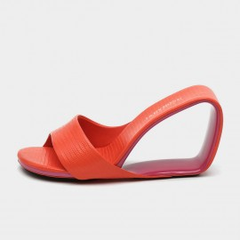 Jady Rose Summer Days Coral Open Wedges (19DR10628)