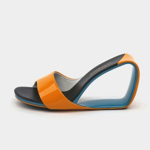 Jady Rose Aperol Spritz Orange Full Wedges (19DR10641)