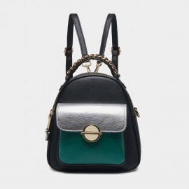 Cilela Chic Green Backpack (3974)