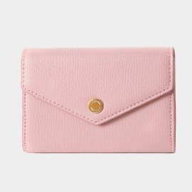 Startown Double Color For Cards Pink Wallet (LD2158)