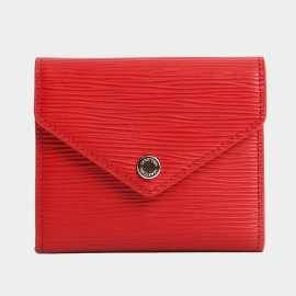 Startown Square Envelope Red Wallet (LD2160)