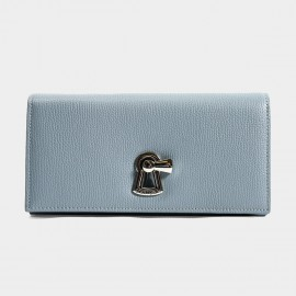 Startown Keylock Long Blue Wallet (LD3671)