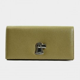 Startown Keylock Long Green Wallet (LD3671)