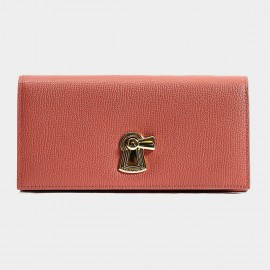 Startown Keylock Long Red Wallet (LD3671)