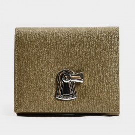 Startown Keylock Short Green Wallet (LD3673)